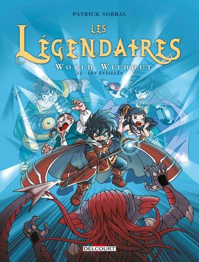 Les Légendaires T22 - World Without - Les Éveillés - 9782413025771 - 7,99 €