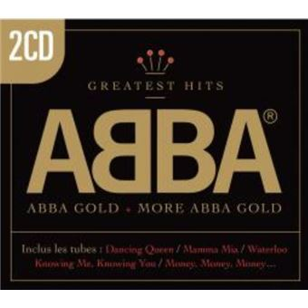 Greatest hits gold and more gold/fourreau