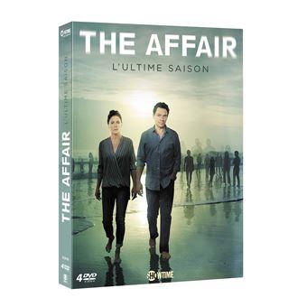 The AffairCoffret The Affair Saison 5 DVD