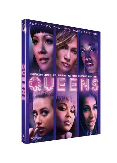 blu-ray du film Queens