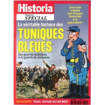 HistoriaHistoria,39:les tuniques bleues
