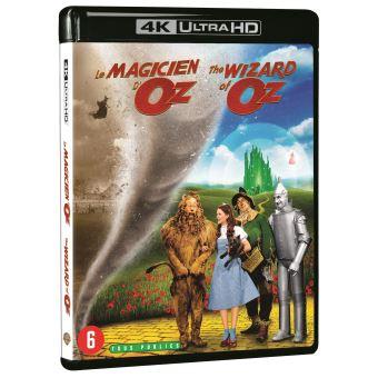Le magicien d'OzLe Magicien d'Oz Blu-ray 4K Ultra HD