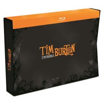 Tim Burton Coffret 17 films Blu-ray