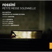 Petite messe solennelle - Digipack