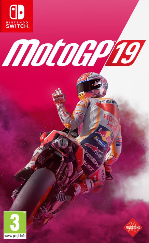 MotoGP19 Nintendo Switch