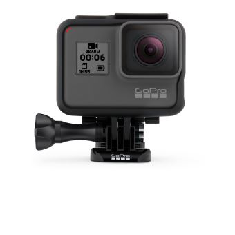 gopro hero6 black cam scope carte m moire achat. Black Bedroom Furniture Sets. Home Design Ideas