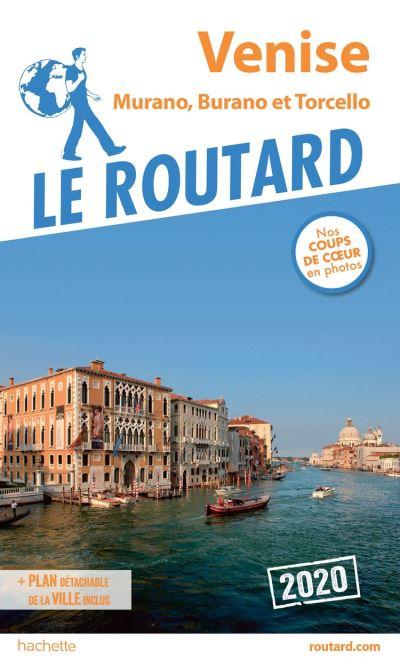 Guide du Routard Venise 2020 - 9782011183811 - 7,99 €