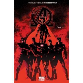 The new AvengersNew avengers marvel now