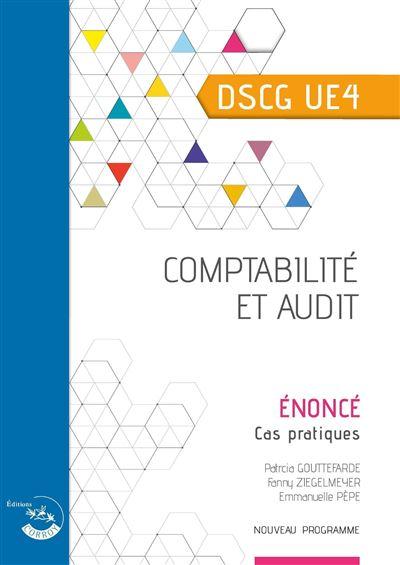 Comptabilité et audit - énoncé