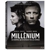 Millénium : Les hommes qui n'aimaient pas les femmes - Blu-Ray