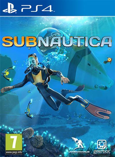 Subnautica PS4