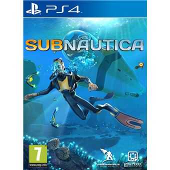 subnautica ps4 pr commande prix date de sortie fnac. Black Bedroom Furniture Sets. Home Design Ideas
