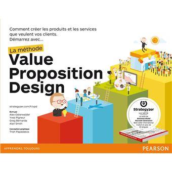 La methode value proposition design
