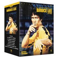 Coffret Bruce Lee 8 films Blu-ray