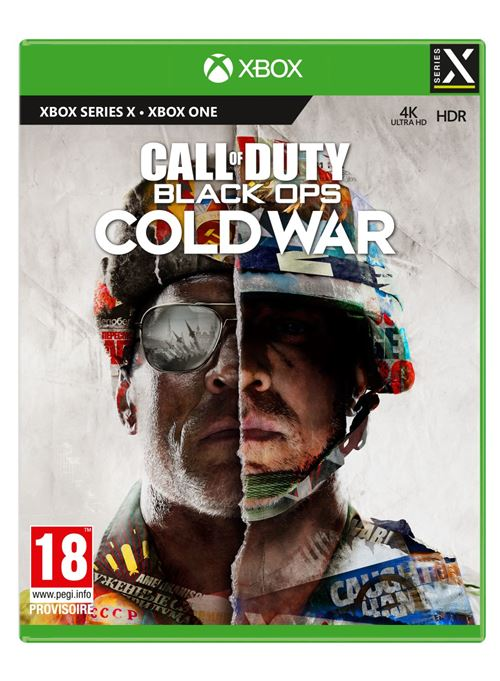 Call of Duty : Black Ops Cold War Xbox Series X