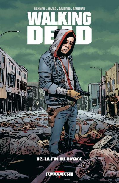 Walking Dead T32 - La fin du voyage - 9782413025856 - 9,99 €