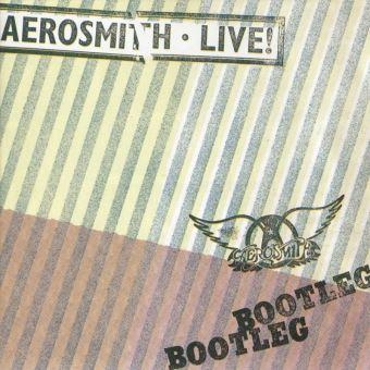 Live! Bootleg - 2LP 12''