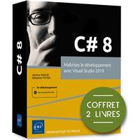C#8 Maîtrisez le développement avec Visual Studio 2019