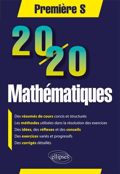 20/20 en mathématiques 1ère S