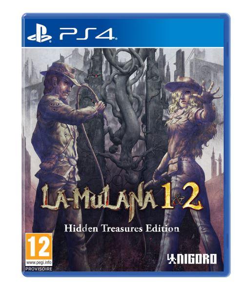 La Mulana 1 et 2 Hidden Treasures PS4