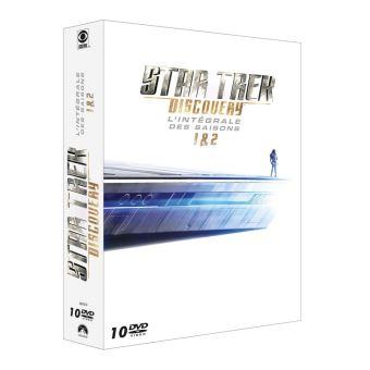 Star Trek DiscoveryCoffret Star Trek : Discovery Saisons 1 et 2 DVD