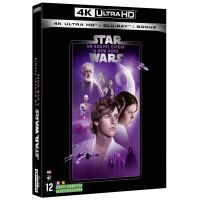 Star Wars Un Nouvel Espoir Episode 4 Blu-ray 4K Ultra HD