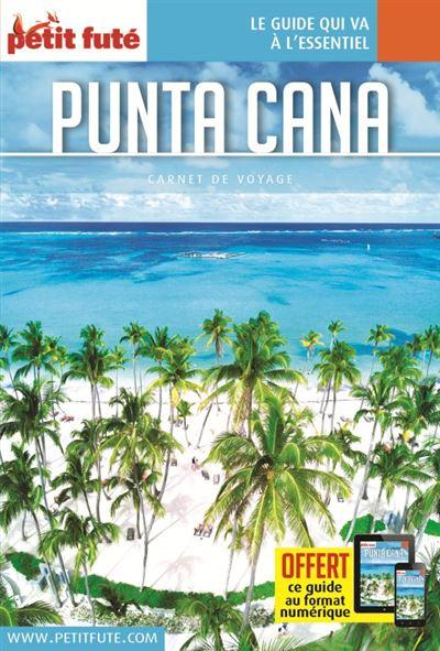 Punta cana - saint domingue 2019 carnet petit fute + offre num