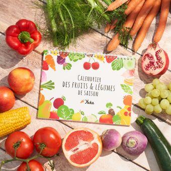 Calendrier Des Legumes.Le Calendrier Des Fruits Et Legumes De Saison