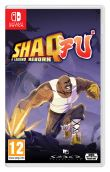 Shaq Fu A Legend Reborn Nintedo Switch