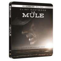 La Mule Steelbook Blu-ray 4K Ultra HD