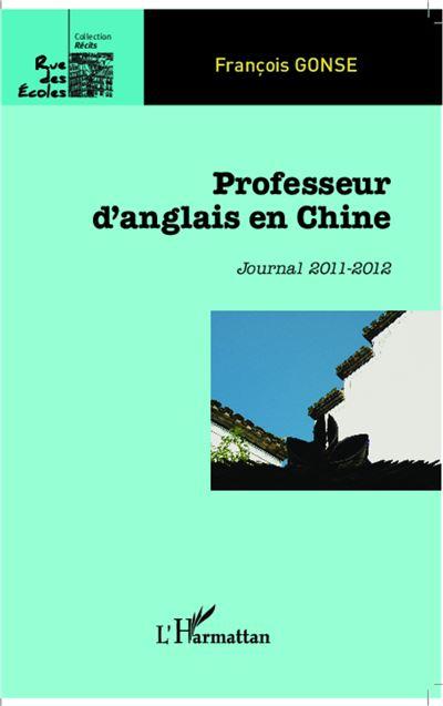 Professeur d'anglais en Chine