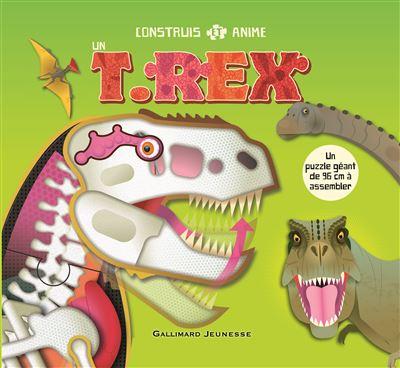 Construis et anime un T-Rex