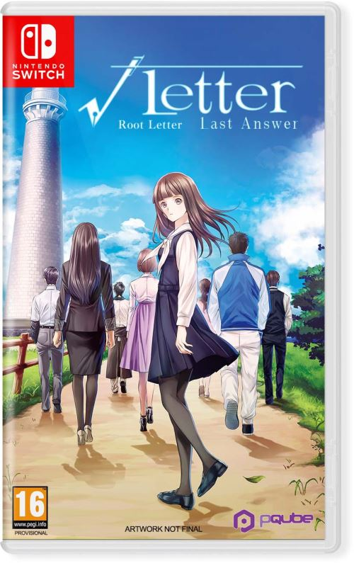Root Letter Last Answer Day One Edition Nintendo Switch