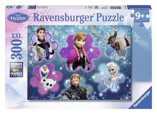 Puzzle 300p XXL La Reine des Neiges Audacieuse Frozen Ravensburger