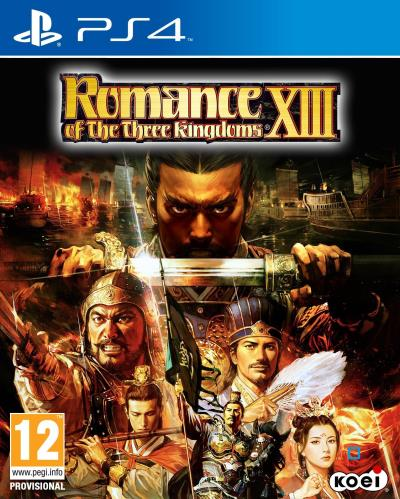 Romance of The Three Kingdoms XIII PS4