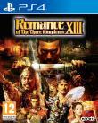 Romance of The Three Kingdoms XIII PS4
