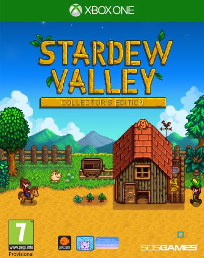 Stardew Valley Edition Collector Xbox One