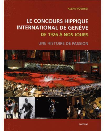 Le concours hippique international de Genève