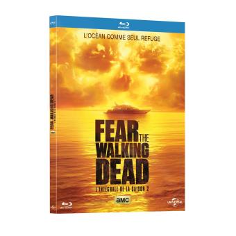 Fear The Walking DeadFear the walking dead Saison 2 Coffret Blu-ray