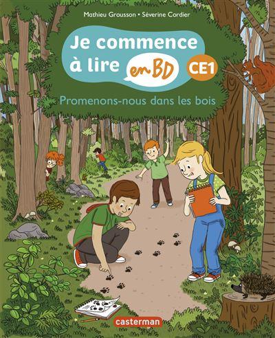 Perdus en forêt CE1