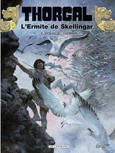 Thorgal - tome 37 - L'Ermite de Skellingar - 9782803678860 - 5,99 €