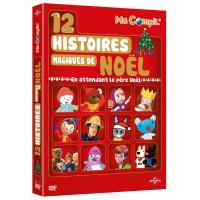 12 histoires magiques de Noël Coffret DVD