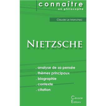 Citation Nietzsche Ainsi Parlait Zarathoustra : Nietzsche guides des citations manuel de savoir vivre surhumain