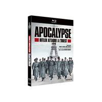 Apocalypse Hitler attaque à l'ouest Blu-ray
