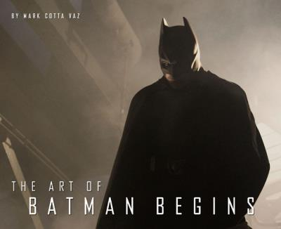 Art of batman beguins