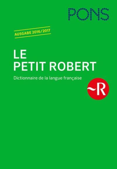 Le Petit Robert Pdf