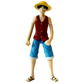 figurine one piece articuler