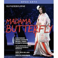 MADAMA BUTTERFLY (BD)(IMP)