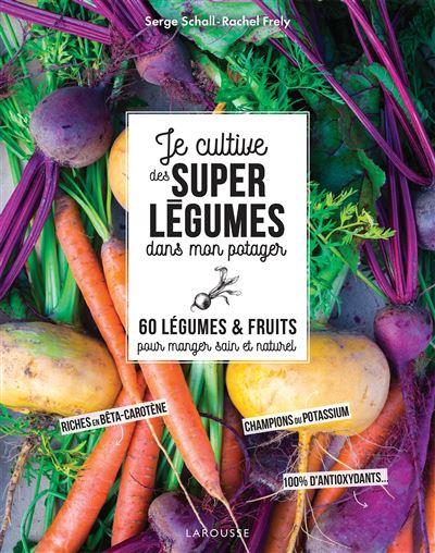 Je cultive de super légumes dans mon potager
