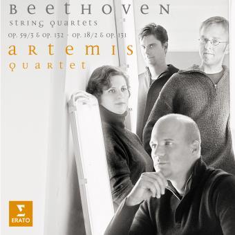 String quartets op.59,132